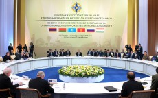 Participation in the CSTO Collective Security Council session in extended format