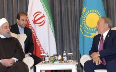 Meeting with President of the Islamic Republic of Iran Hassan Rouhani